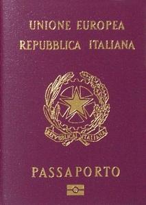 Passaportoitaliano2006