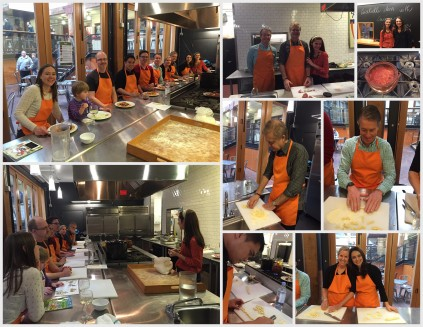 Tartaglia Cooking Workshop Collage